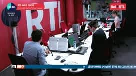 RTL INFO sur Bel RTL : RTL Info 12h30 du 14/06