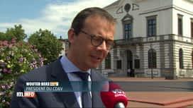 RTL INFO 19H : Paul Magnette propose un gouvernement minoritaire sans la N-VA