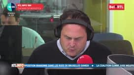 RTL INFO sur Bel RTL : RTL Info 18h du 14/06