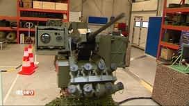RTL INFO 13H : Explications à propos des licences d'exportations d'armes wallonnes