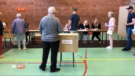 RTL INFO 13H : Les habitants de la commune de Bilzen revote ce dimanche