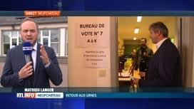 RTL INFO 13H : Elections à Neufchâteau, infos en direct