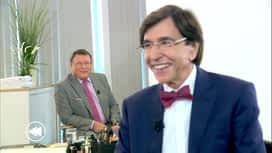 C'est pas tous les jours dimanche : Elio Di Rupo est l'invité de Pascal Vrebos