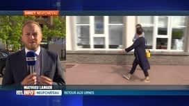 RTL INFO 19H : Elections à Neufchâteau, infos en direct