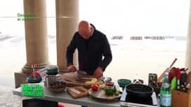 Martin Bonheur : Gaspacho et merlan