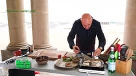 Martin Bonheur : Pêches au merlan grillé