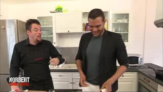 Norbert commis d'office : David, création culinaire illégale / Patricia, trafic d'épices