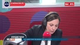 La matinale Bel RTL : RTL Info 8h du 17/06