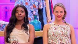Les reines du shopping : Chrystelle  défile pour être irrésistible en discothèque