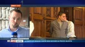 RTL INFO 13H : La perpétuité requise envers deux des bourreaux de Valentin Vermeesch