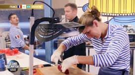 Le meilleur pâtissier, les professionnels : Célia craque