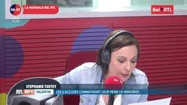 RTL INFO sur Bel RTL : RTL Info 8h du 18/06