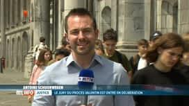 RTL INFO 13H : Les assassins de Valentin Vermeesch bientôt fixés sur leurs peines