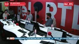 RTL INFO sur Bel RTL : RTL Info 12h30 du 18/06