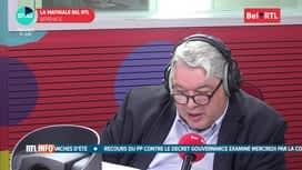 La matinale Bel RTL : Deux adolescentes radicalisées belges retrouvées à Paris...