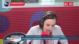 La matinale Bel RTL : RTL Info 8h du 18/06