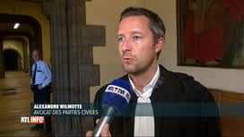 RTL INFO 13H : Procès des bourreaux de Valentin Vermeesch : les peines sont lourdes