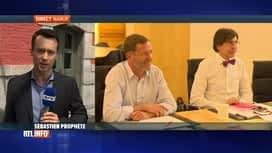 RTL INFO 13H : Gouvernement wallon : PS et Ecolo se réunissent à nouveau