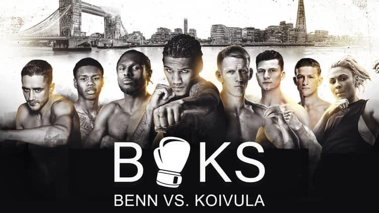 Boks: Benn vs. Koivula
