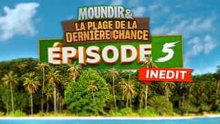 Moundir et la plage de la dernière chance : Episode 5 : À activer pour abandonner