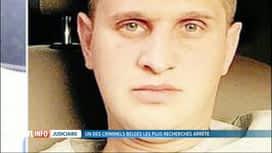 RTL INFO 13H : Un des criminels les plus recherchés arrêté dans le parc Duden