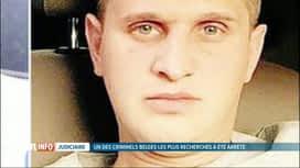 RTL INFO 19H : Un des criminels les plus recherchés arrêté dans le parc Duden