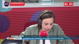 RTL INFO sur Bel RTL : RTL Info 8h du 20/06