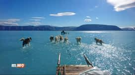 RTL INFO 13H : Canicule extrême en Inde et fonte des glaces au Groenland
