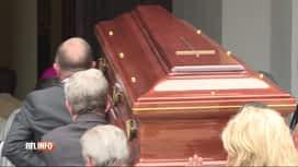 RTL INFO 13H : Funérailles d'Etat d'Armand De Decker à Uccle