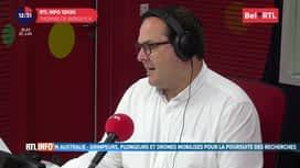 RTL INFO sur Bel RTL : RTL Info 12h30 du 20/06