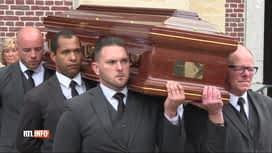 RTL INFO 19H : Funérailles d'Etat d'Armand De Decker ce matin à Uccle