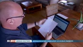 RTL INFO 19H : Couacs dans le paiement en ligne des amendes routières