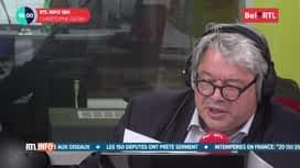 RTL INFO sur Bel RTL : RTL Info 18h du 20/06