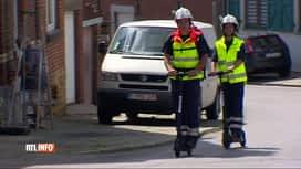 RTL INFO 13H : La Croix-Rouge d'Ampsin se dote de 2 trottinettes électriques