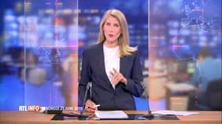 RTL INFO 13H : RTL INFO 13 heures (21/06/2019)