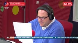 RTL INFO sur Bel RTL : RTL Info 13h du 21/06