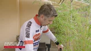 Jean-Michel Zecca et le Mont Ventoux : le pari fou : Jean-Michel Zecca et le Mont Ventoux : le pari fou de ses 50 ans