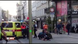 RTL INFO 19H : Grave accident entre 2 trottinettes électriques à Bruxelles