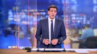 RTL INFO 19H : RTL INFO 19 heures (21/06/2019)