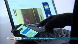 RTL INFO 19H : Des lanceurs d'alerte traquent les pédophiles sur internet
