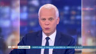 RTL INFO 19H : RTL INFO 19 heures (22/06/2019)