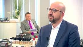 C'est pas tous les jours dimanche : Pascal Vrebos reçoit Charles Michel après le RTLInfo 13H