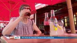 RTL INFO 13H : Chaleur : comment s'hydrater correctement ?