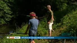 RTL INFO 13H : La pêche attire de plus en plus d'amateurs