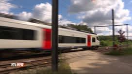 RTL INFO 19H : Accident mortel à un passage à niveau à Aarschot