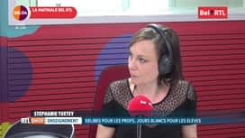 RTL INFO sur Bel RTL : RTL Info 8h du 24/06