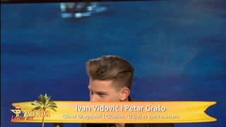 Zvijezde : Ivan Vidovič i Petar Grašo - U ljubav vjere nemam