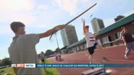 """RTL INFO 13H : Canicule: la prévention est de mise aux """"Urban Games"""""""