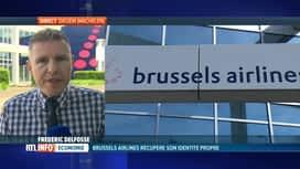 RTL INFO 13H : Lufthansa met fin à l'intégration de Brussels Airlines à Eurowings