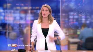RTL INFO 13H : RTL INFO 13 heures (24/06/2019)